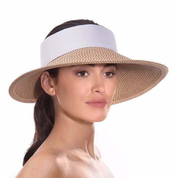b3ec50c007666f Eric Javits Accessories   Squishee Halo Hat Luxury Headwear Hat ...